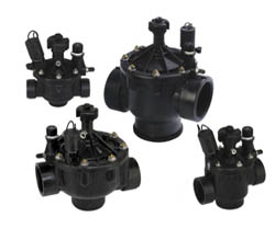 Toro irrigation valves